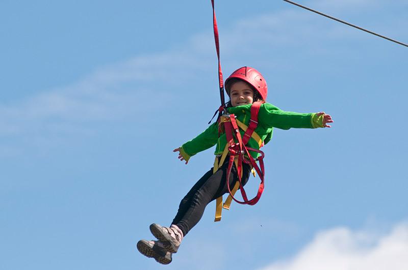 ¿Qué hacer con niños en la Sierra de Madrid?