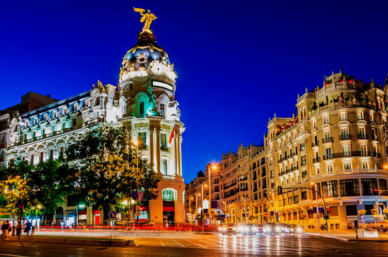 Entorno Sierra Norte De Madrid Monte Holiday Ecoturismo