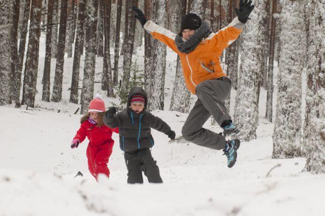 español 7 11 monte holiday qué hacer con niños en la sierra