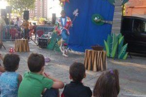 Animación para niños en la Sierra Norte de Madrid