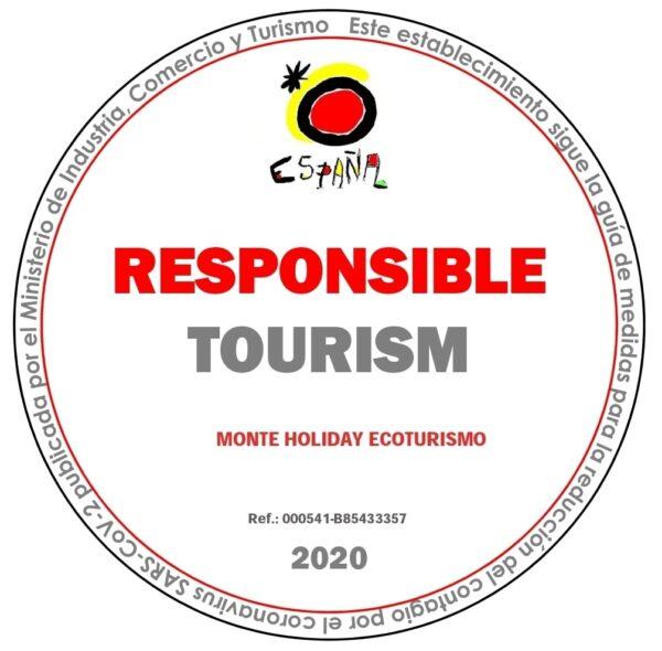 TURISMO RESPONSABLE y normas piscina prevención COVID19.