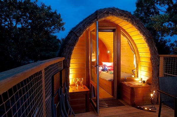 Cabanas en los Arboles