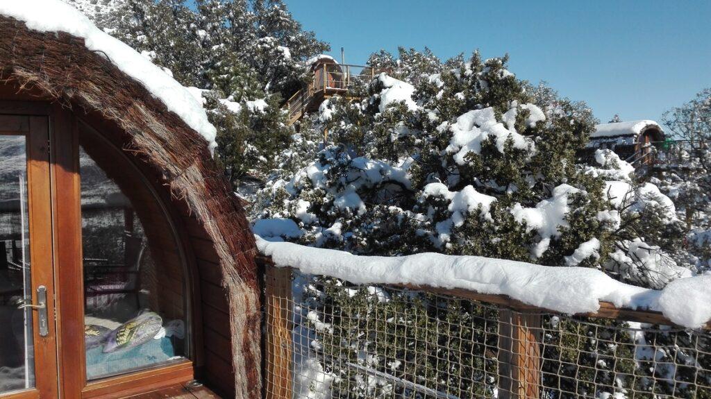 Navidades en la Sierra de Madrid